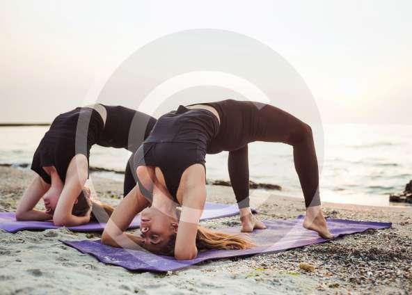 Strength & Stretch Yoga