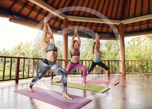 Hatha Flow Yoga with Essential Oils